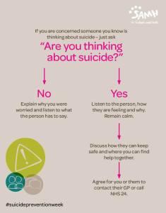 suicide prevention scotland